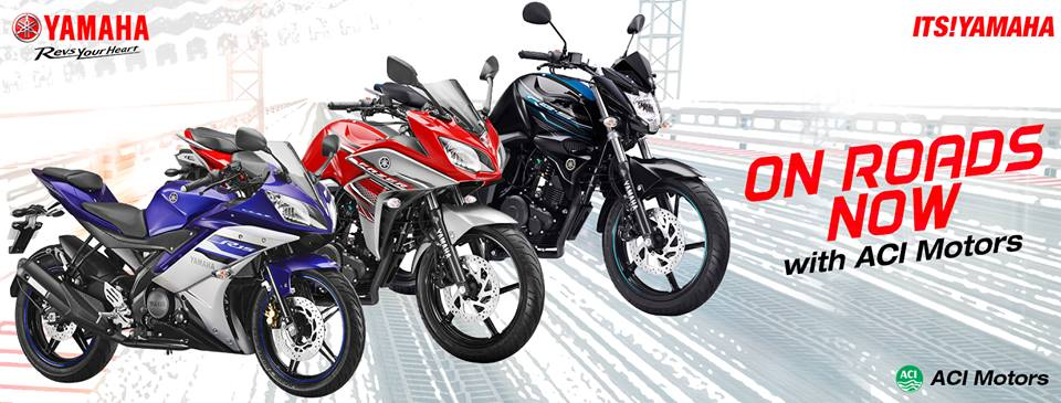 ACI Motors introduced YAMAHA Motorcyles in Bangladesh market at ACI Center, Tejgoan, Dhaka in 25 September 2016. Bikers from around the country was invited ...